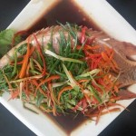 Serving the whole fish in Cambodia