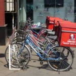 Delivery bikes in China—a great alternative to automobiles